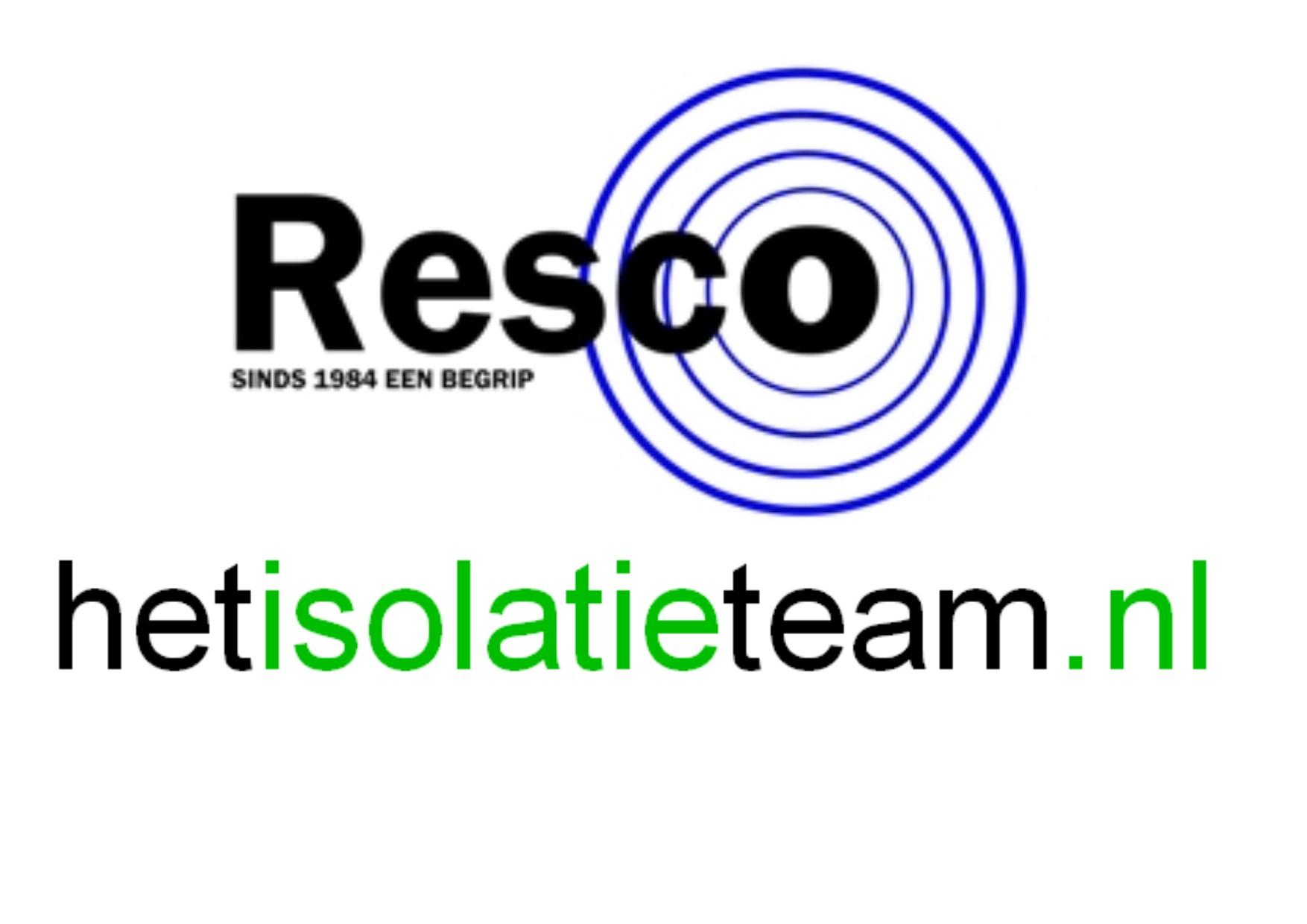 Resco Het isolatieteam