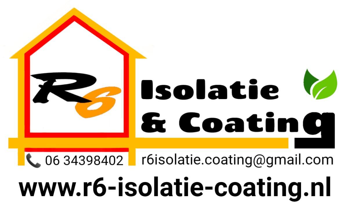 R6 Isolatie & Coating